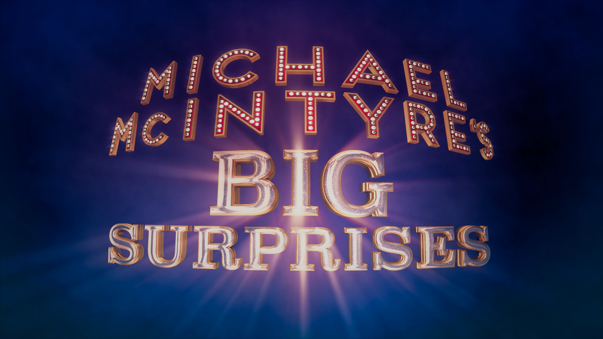 Michael McIntyres Big Surprises